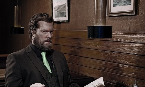 JOHN GRANT – LATE SHOW WITH DAVID LETTERMAN